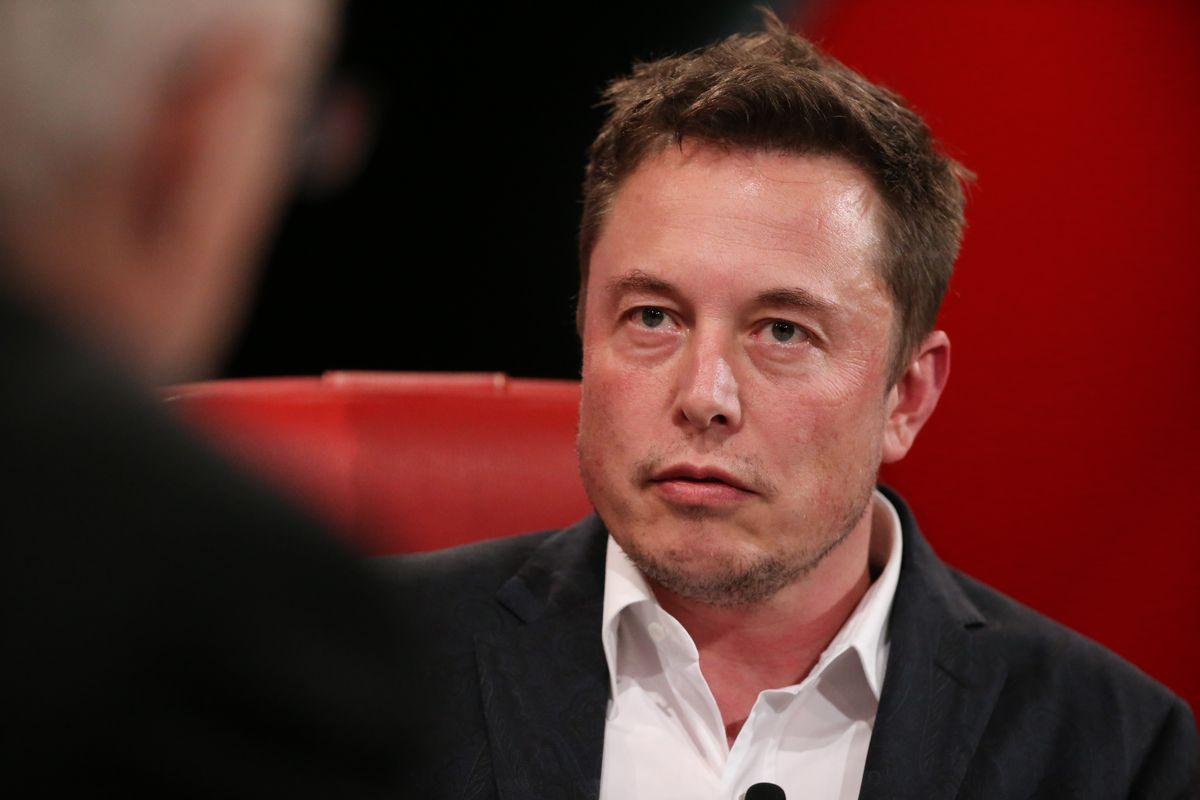 Elon Mask Teslaya qarşı baş vermiş təxribat haqda məlumat verib