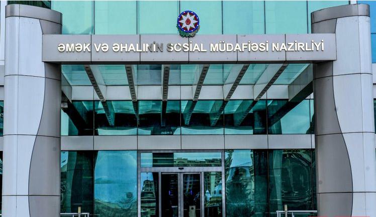 Əmək və Əhalinin Sosial Müdafiəsi Nazirliyinin e-xidmətlərinə 5,7 mln. dəfə müraciət edilib