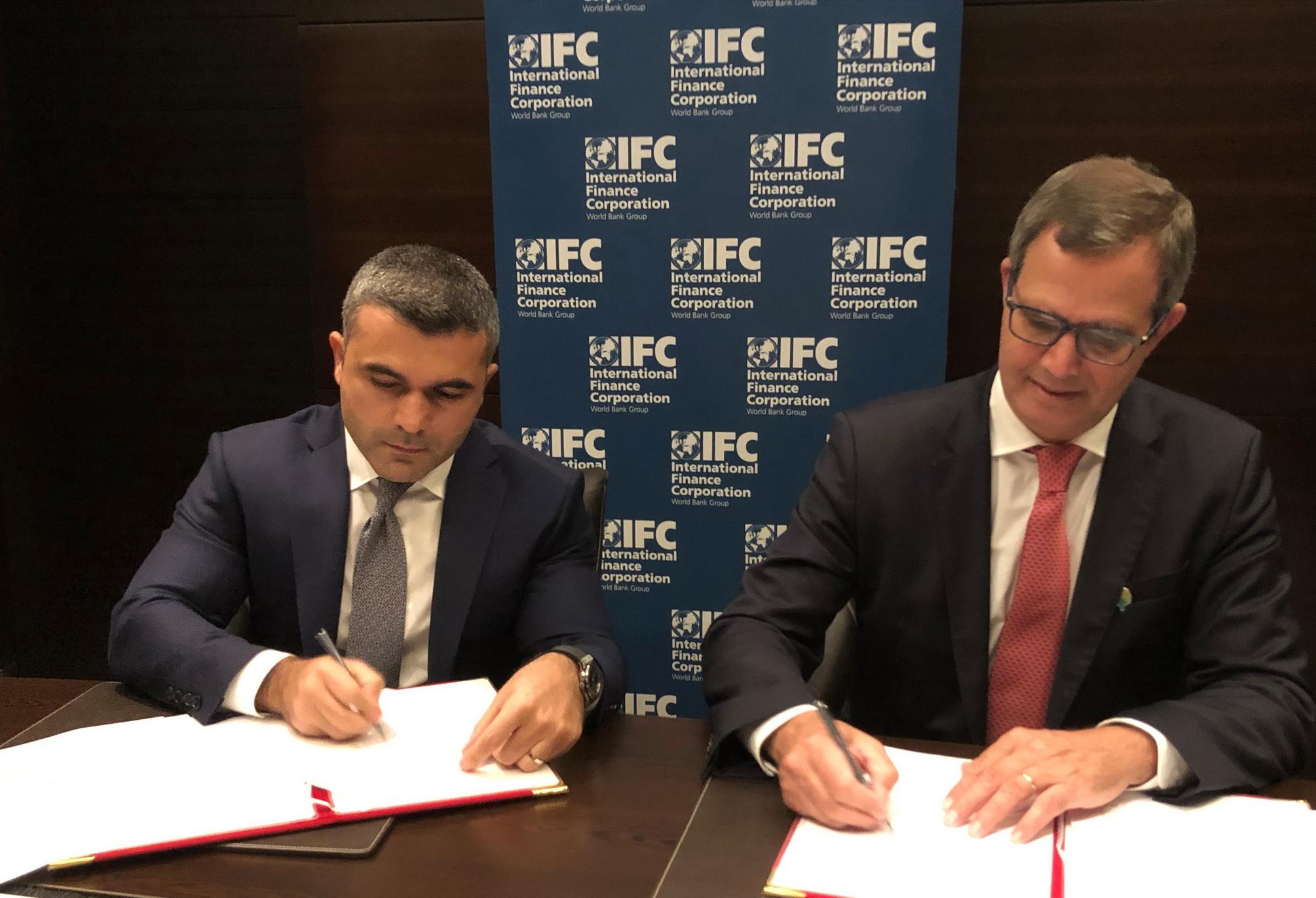 IFC вернулся на Азербайджанский рынок с Банком Республика!
