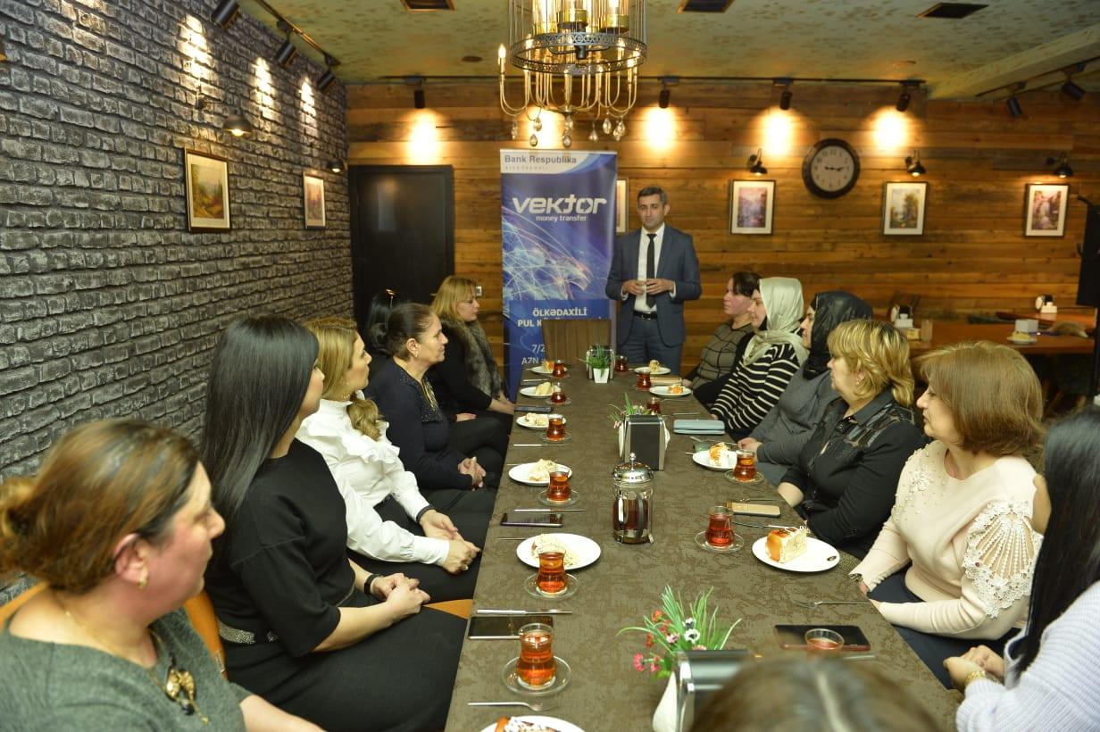 «Банк Республика» провел встречи с женщинами-предпринимателями в регионах