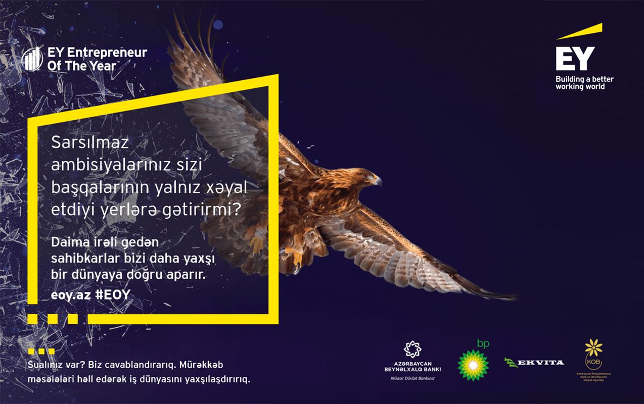 """Azərbaycanda """"EY İlin İş Adamı"""" müsabiqəsinin qalibi elan edildi"""