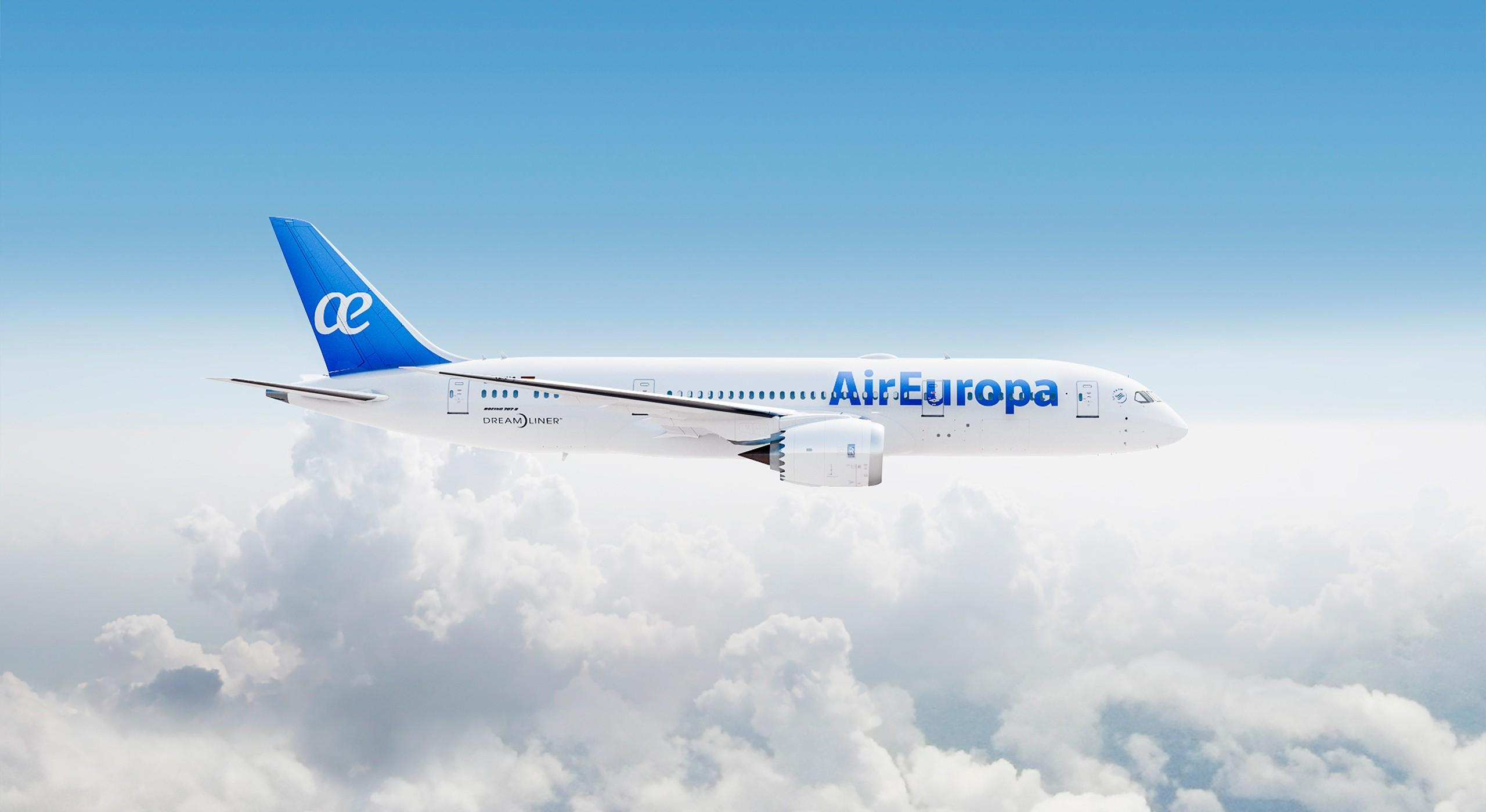 """""""Air Europa"""" Böyük Britaniya holdinqi tərəfindən satın alınıb"""