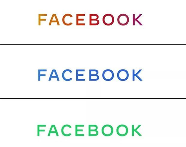 """""""Facebook"""" loqotipini dəyişdirdi"""