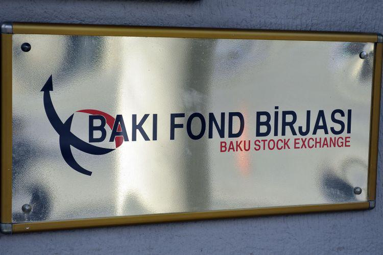 Недельный оборот на Бакинской фондовой бирже превысил 300 млн манатов
