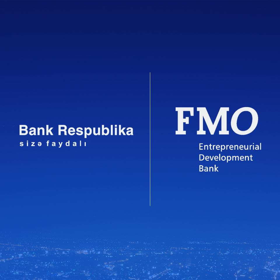 Нидерландский Банк Развития Предпринимательства предоставил Банку Республика кредит в манатах