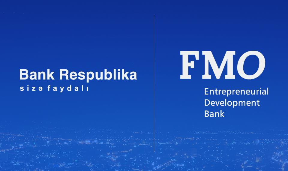 FMO выбрал Банк Республику для кредитирования малого и среднего бизнеса в стране