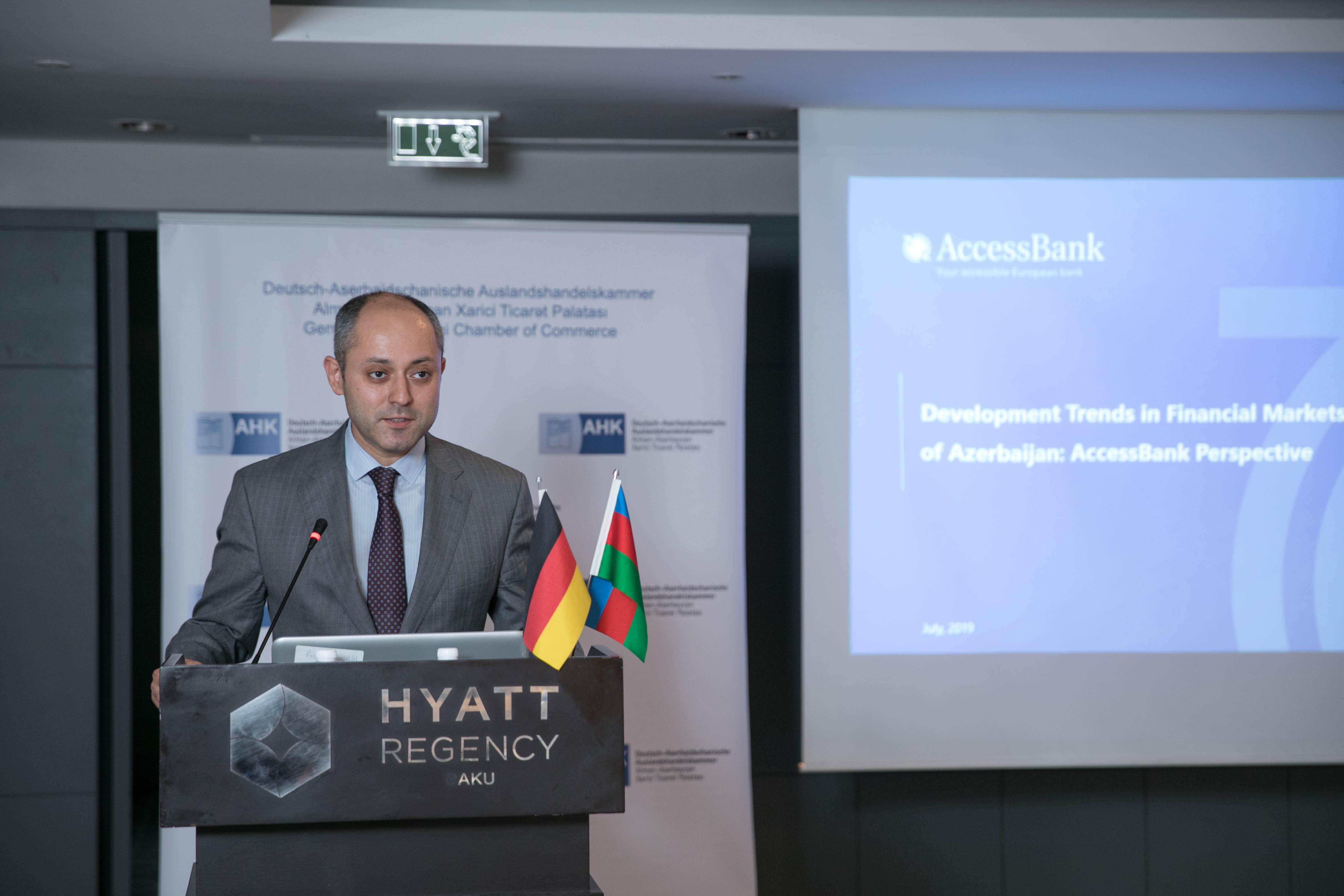 Анар Гасанов: AccessBank сохраняет свое лидерство