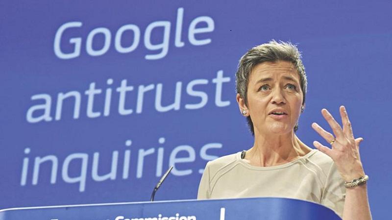 Google - Android: Haqsız Rəqabət