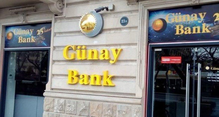 """""""Günay Bank""""ın maliyyə vəziyyəti məlum oldu"""