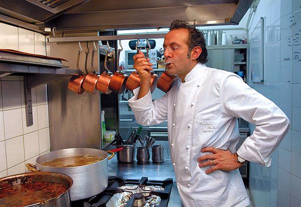 Dünyanın ən yaxşı restoranları (foto)