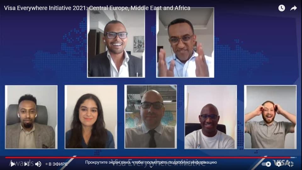 Payze из Грузии – победитель Visa Everywhere Initiative для региона Центральной Европы, Ближнего Востока и Африки (CEMEA) в 2021 году