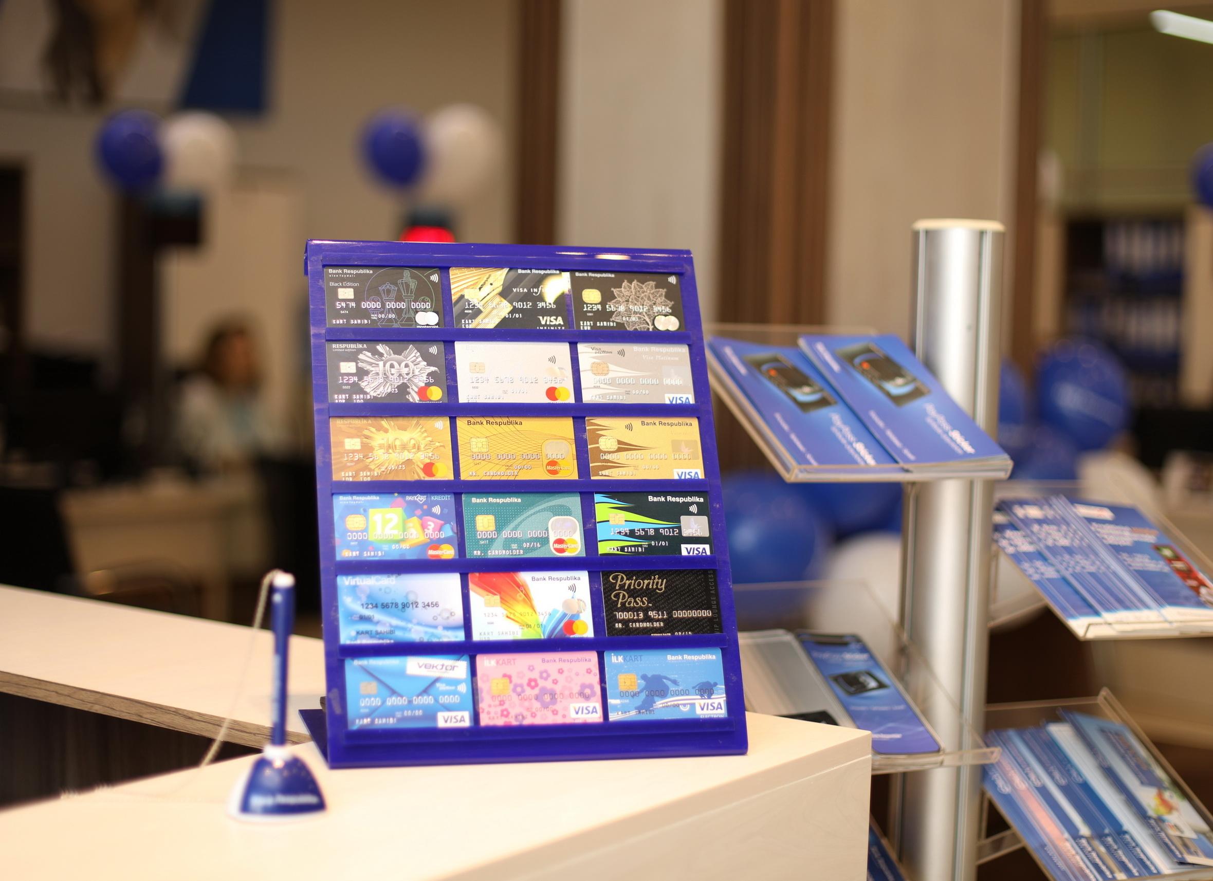Bank Respublika ödəniş kartlarının istifadə müddətini uzatdı!