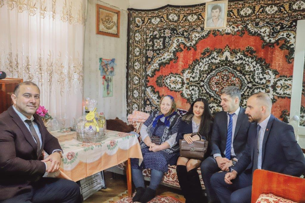 Yelo Bank в преддверии праздника Новруз порадовал десятки семей