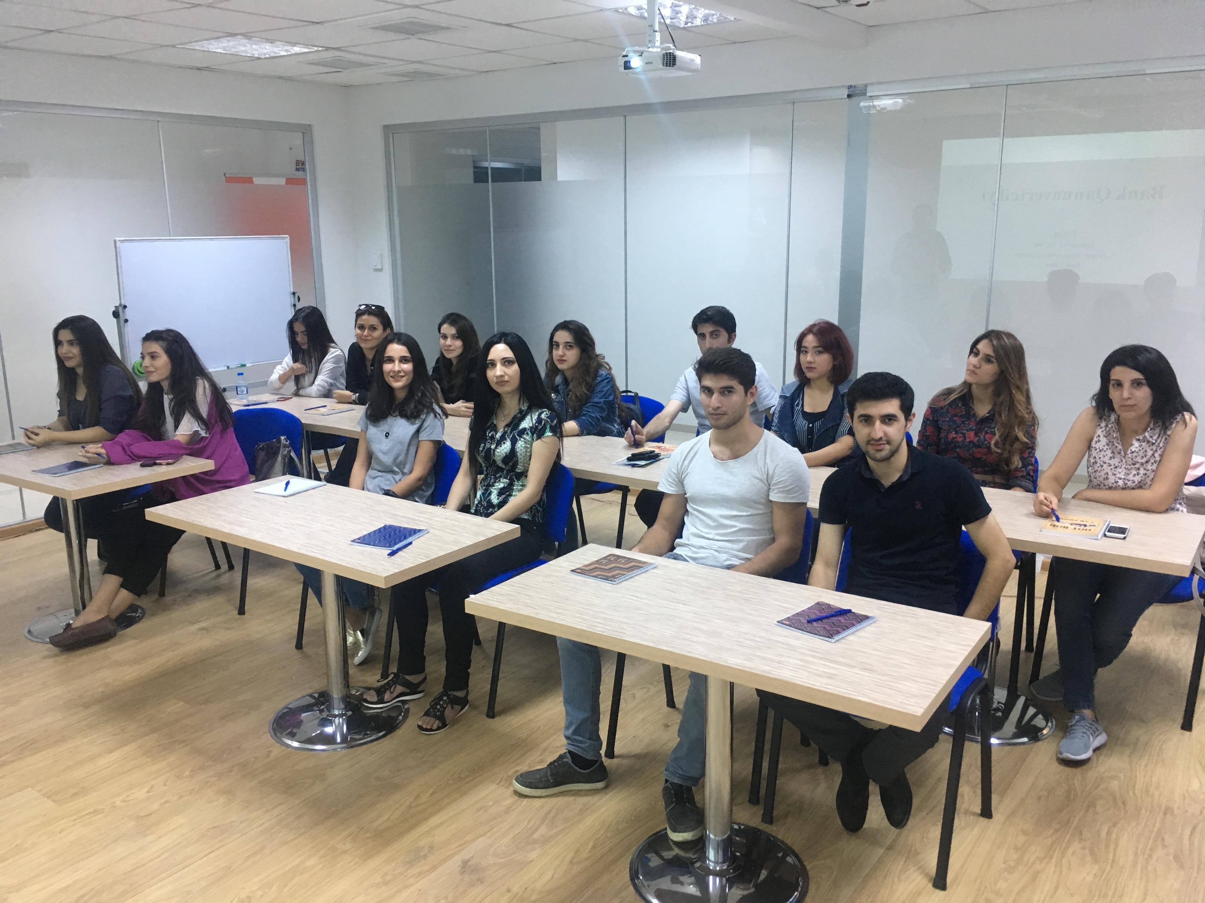 Banco Academy - Bank işi kurslarına qəbul davam edir!