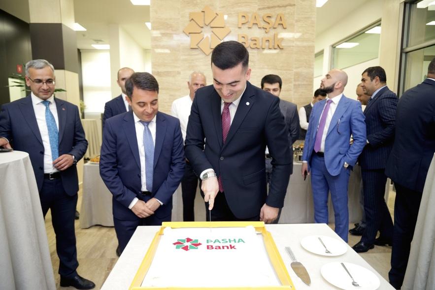 PASHA Bank открыл новый филиал в Губе