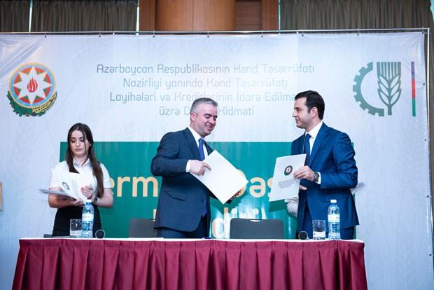 Международный Банк Азербайджана предоставляет  кредиты фермерам под 7% годовых