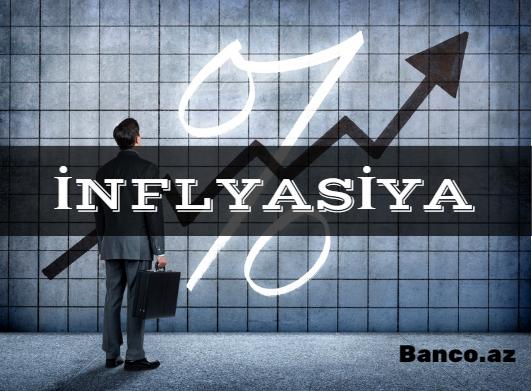 Azərbaycanda aylıq inflyasiya 0,6%-ə qalxıb