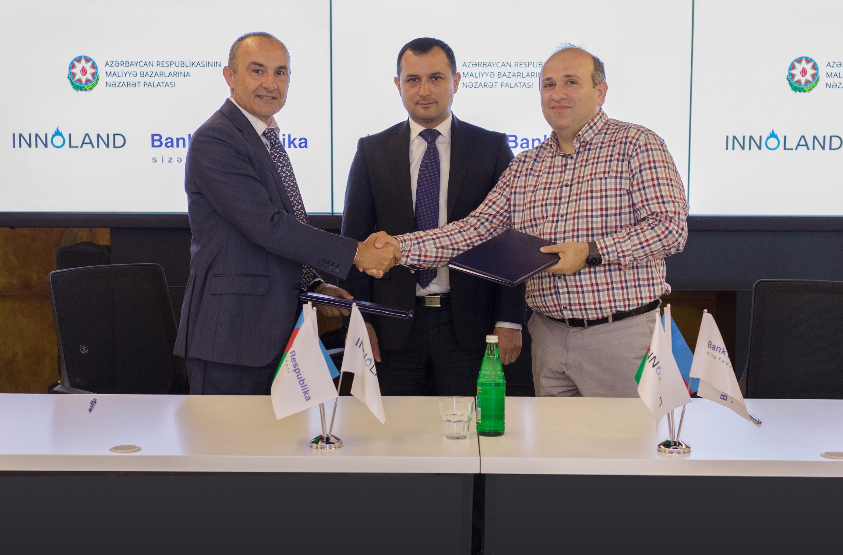 Банк Республика и Innoland запустили новый проект для финтех-стартапами