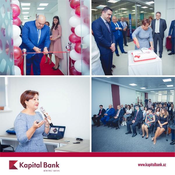 Kapital Bank открыл Академию Человеческого Капитала