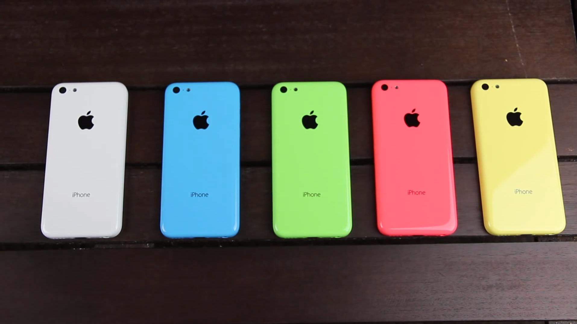 iPhone 5C istehsalı dayandırılacaq