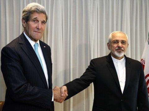 İranı razı saldılar