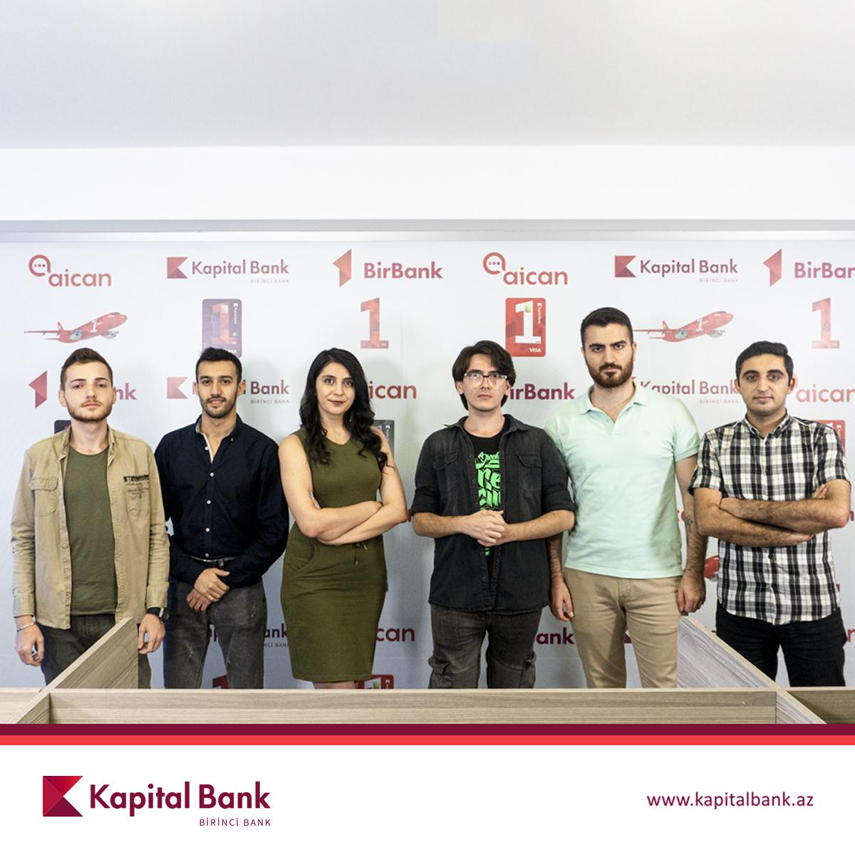Kapital Bank развивает молодых специалистов в области ИТ