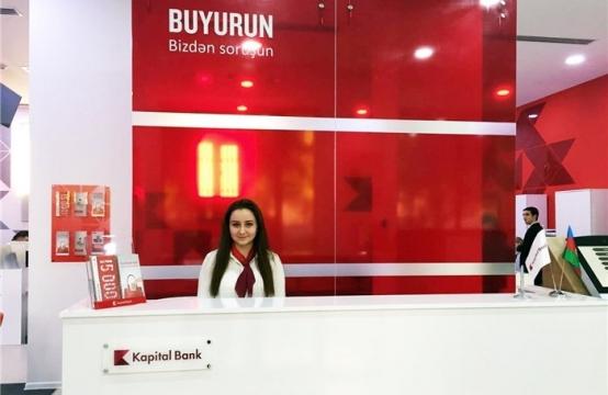 Karyeranıza Kapital Bankda başlamaq şansı