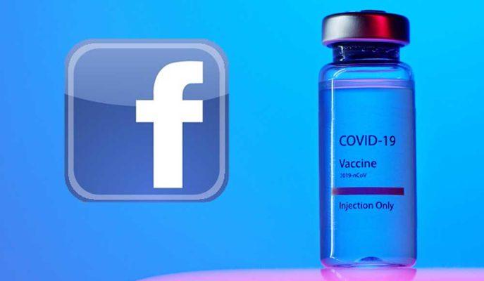 Facebook Covid-19 peyvəndi ilə bağlı əsassız xəbərləri yayımlamayacaq