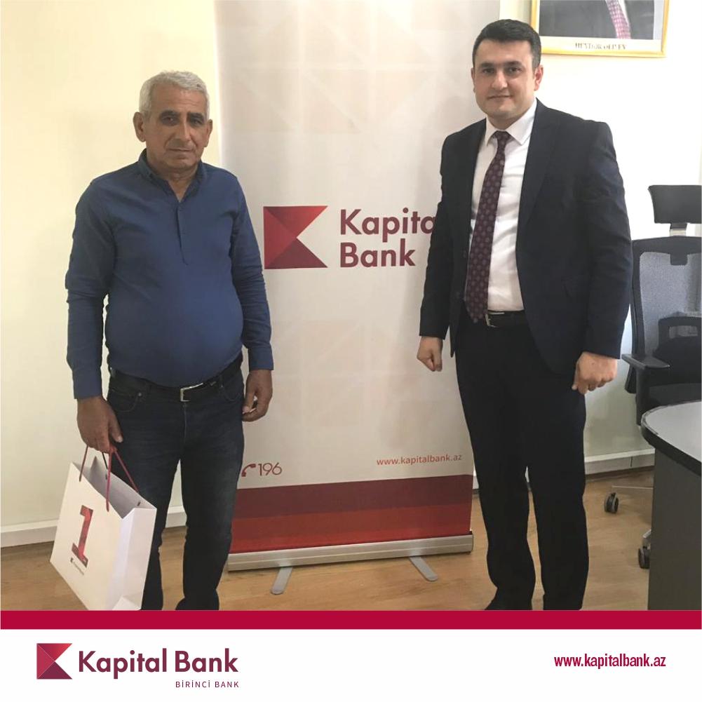 Kapital Bank полностью погасил кредит клиента