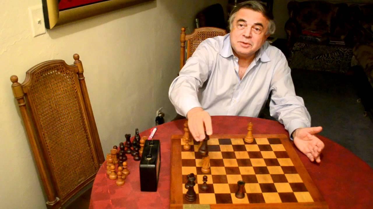Wall Street maliyyəçilərinə şahmat öyrədən rusiyalı mühacir: Lev Alburt