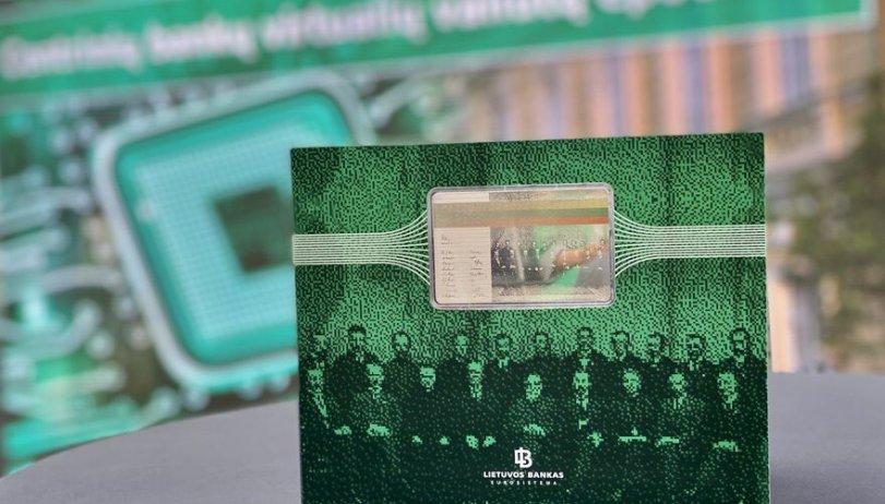 Litva Bankı öz kriptovalyutasını istifadəyə verdi