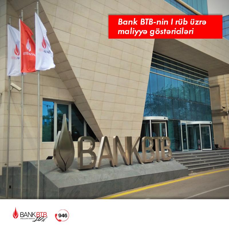 I квартал 2020 года Bank BTB завершил с положительными показателями
