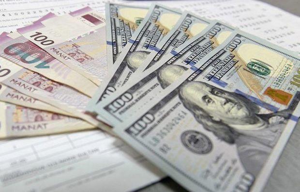 Dolların bazar ertəsinə olan rəsmi məzənnəsi açıqlandı
