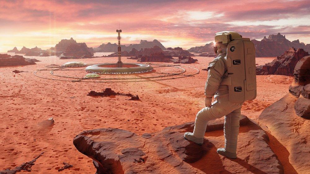 İlon Mask bu tarixdə insanların Marsa ayaq basacağından əmindir