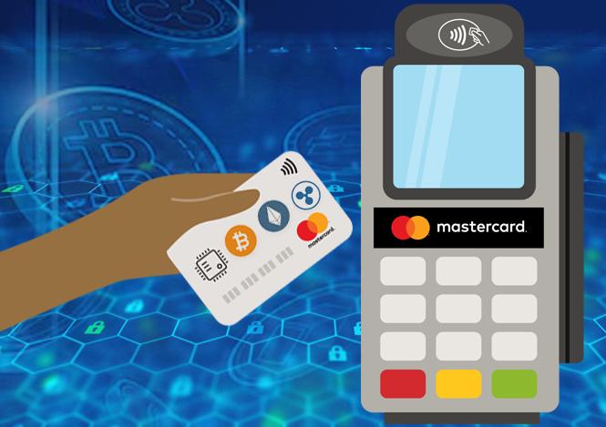 Mastercard kriptovalyuta kartları buraxacaq