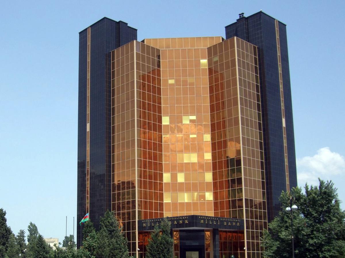Mərkəzi Bank depozit hərracında 107 mln. manatdan çox vəsait cəlb edib