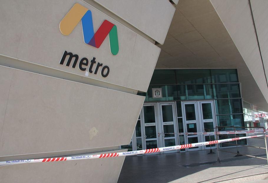 Metronun fəaliyyəti ilə bağlı açıqlama verildi