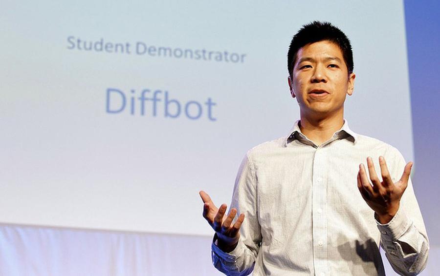 Как Diffbot играет на поле Google