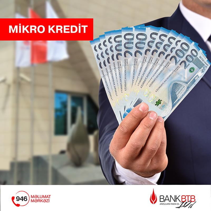 Bank BTB mikro, kiçik və orta sahibkarlığın inkişafına dəstəyini davam etdirir!