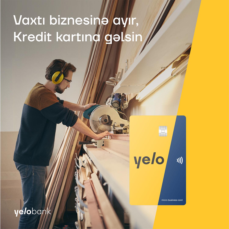 Yelo Bank-la mikrokreditləşmədə yeni mərhələ