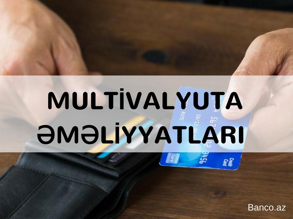 Banklar manat kartından nə qədər konvertasiya haqqı tutur?