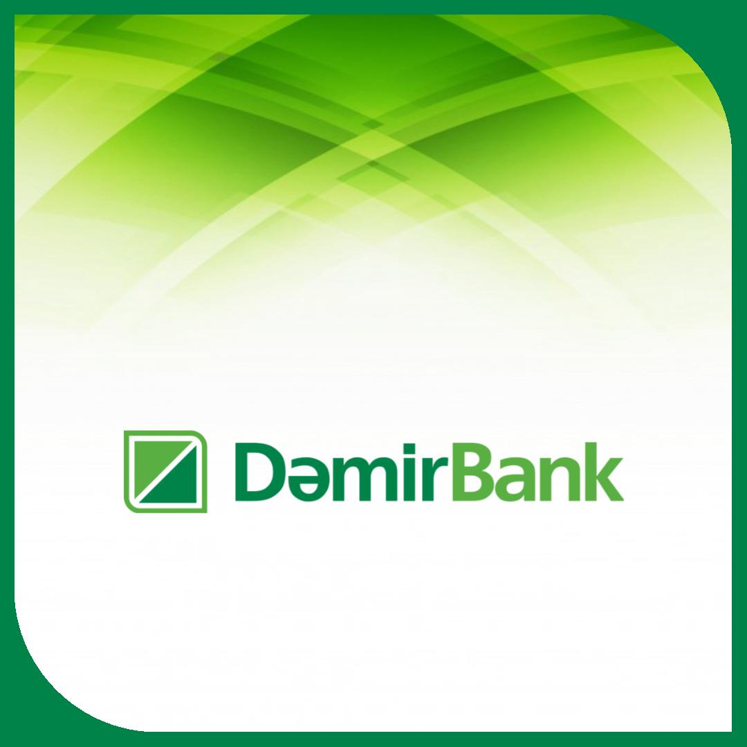 «DəmirBank» выдалсвыше 12 млн AZN кредитов
