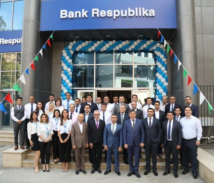 Банк Республика открыл новый филиал