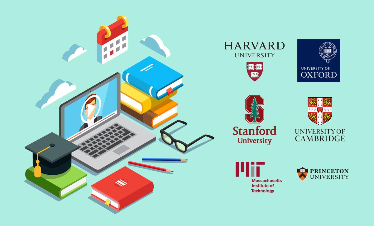 Dünyanın ən yaxşı 10 Universitetindən ödənişsiz onlayn dərslər