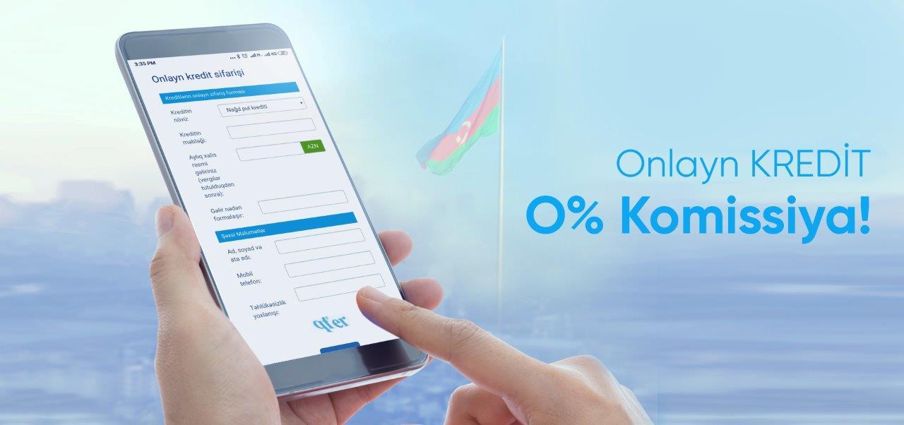 Кредит до 50 000 AZN в Банке Республика с «комиссией 0%»!