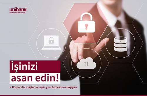 Unibank запустил новую бизнес-технологию для своих корпоративных клиентов