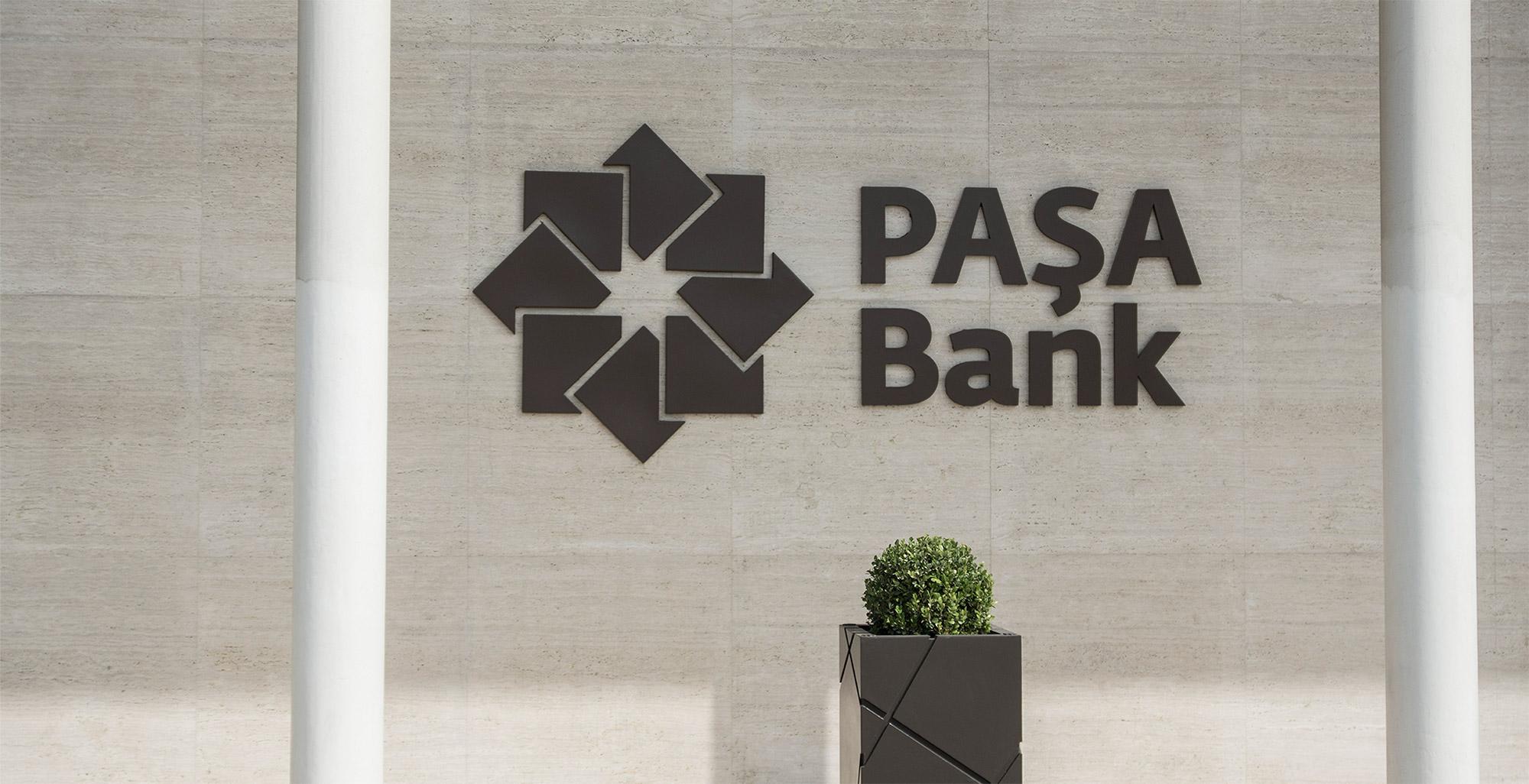 PAŞA Bankın yeni
