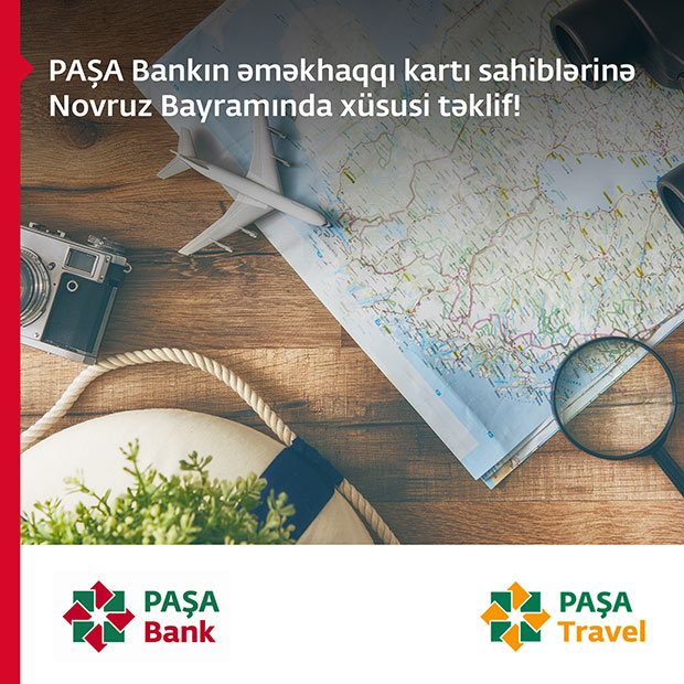 PAŞA Bank əməkhaqqı kart sahiblərinə xüsüsi təklif