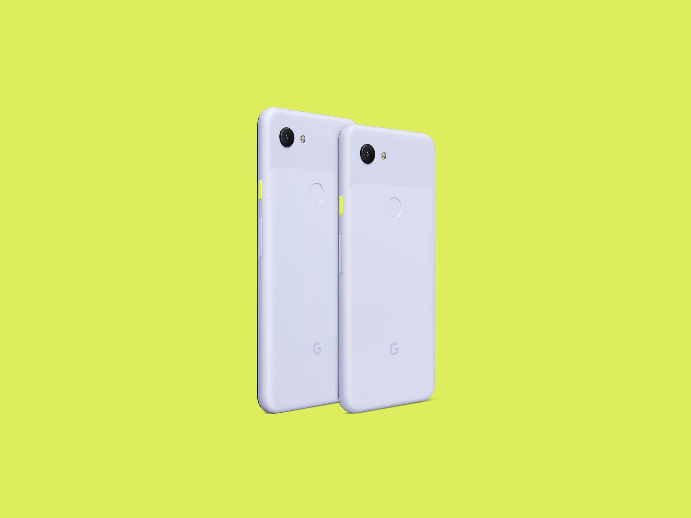 Google şirkəti Pixel 4 və Pixel 4 XL'dən başqa daha bir Pixel modelini təqdim edəcək