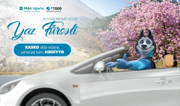 PASHA Insurance запускает акцию «Весенние возможности» для автолюбителей
